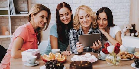 Women, Crypto & Cake tickets
