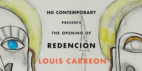 """Redención"" Louis Carreon entradas"