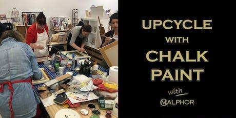 Chalk paint workshop tickets