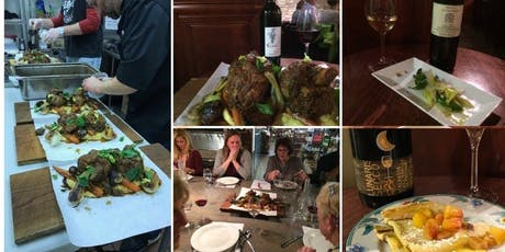 Tuscan Wine Dinner featuring Chef Regan Stachler and Matt Mathews from Bacco Selections tickets