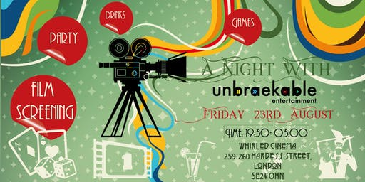 A Night with Unbraekable