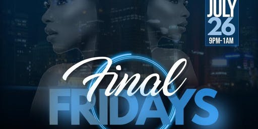 Final Friday's @ Friendly Confines Metrowest
