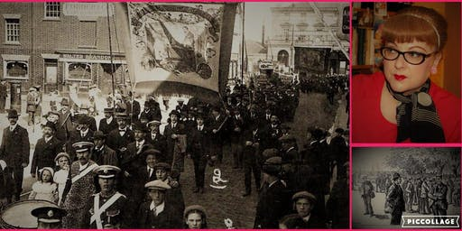 Guided Walk: Strikes & Solidarity - 130 Years of People Power in Southampton