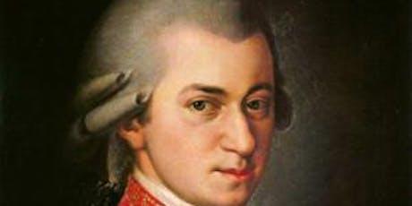 Cambrian Orchestra - Mozart Clarinet Concerto tickets