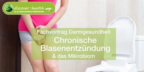 Chronische Blasenentzündung & Mikrobiom Tickets