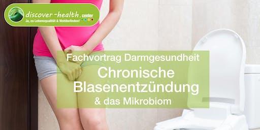 Chronische Blasenentzündung & Mikrobiom