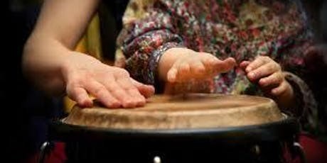 Contemporary Hand Drumming Classes tickets