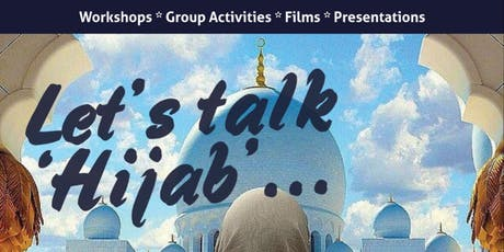 Let's Talk Hijab tickets