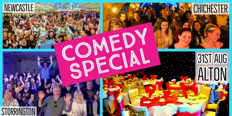Comedy Special - Alton tickets