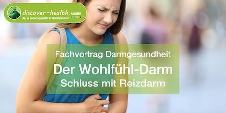 Wohlfühl-Darm - Schluss mit Reizdarm Tickets
