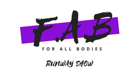For All Bodies Runway Show tickets