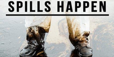 Spills Happen Business & Community Mixer tickets