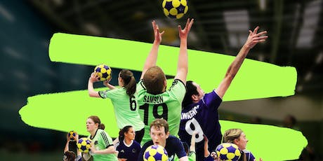 Try Korfball - Free Taster Session with Edinburgh Mavericks! tickets