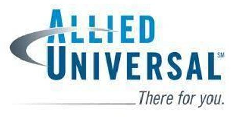 Allied Universal Hiring Event In Sarasota – Join The Team!! tickets