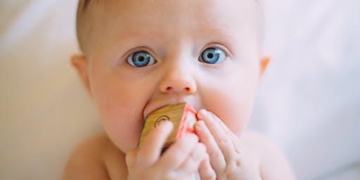 Erste Hilfe Kurs  für Babys und Kleinkinder - Mit Regina Widera