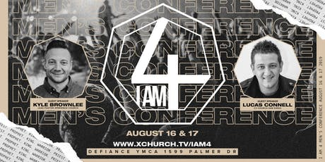 IAM4 Men's Conference 2019 tickets