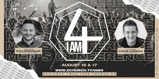 IAM4 Men's Conference 2019