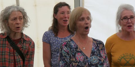 Rebellious Singers' singing workshop tickets