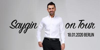 Saygin Yalcin LIVE in Berlin