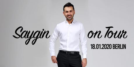 Saygin Yalcin LIVE in Berlin tickets