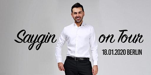 Saygin Yalcin LIVE in Berlin - Das Seminar für Unternehmertum