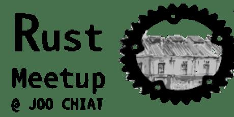 Rust meetup tickets
