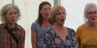 Rebellious Singers' Song Writing Workshop