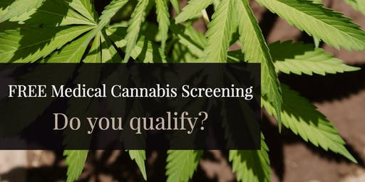 Free Medical Cannabis Screening
