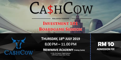 Investment 101 Boardgame Session (18th July)