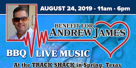 Benefit for Andrew's Heart tickets