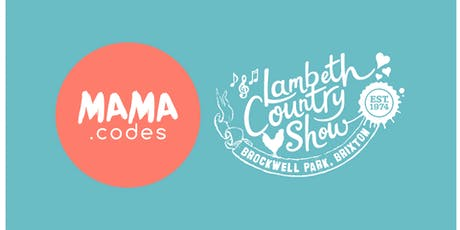 FREE | Drop In Coding Workshops at the Lambeth Country Show tickets