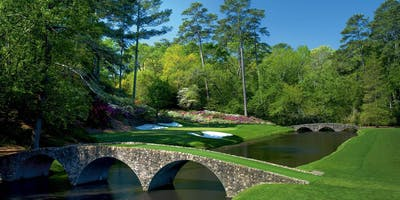 The Masters Championship Round in Luxury with The Ritz Carlton