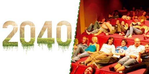 2040 Screening at Govinda's with Stop Adani Inner East