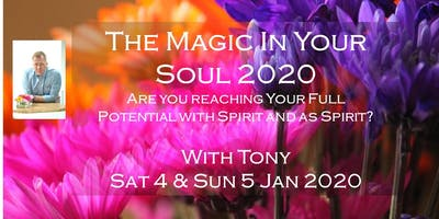 The Magic In Your Soul 2020