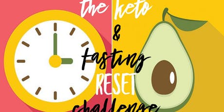 The Keto & Fasting Reset Challenge tickets