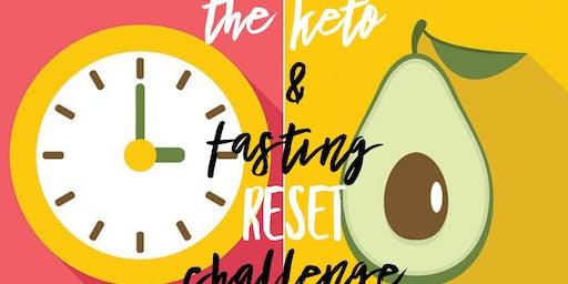 The Keto & Fasting Reset Challenge