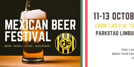Mexican Beer Festival tickets