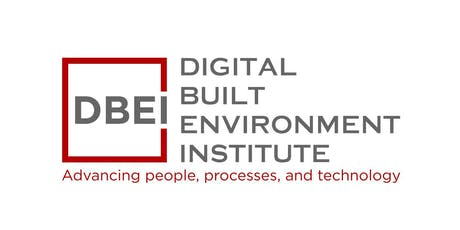 Digital Built Enviornment Institute (DBEI) Night tickets