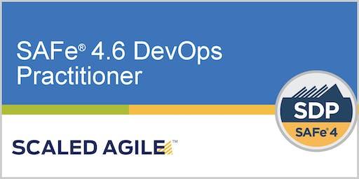 SAFe® 4.6 (Scaled Agile Framework) DevOps Practitioner with SDP Certification - Bangkok
