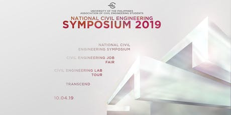 National Civil Engineering Symposium 2019 tickets