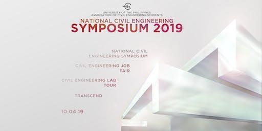 National Civil Engineering Symposium 2019