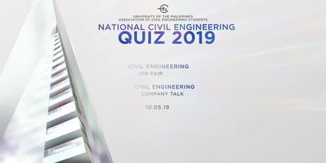 National Civil Engineering Quiz 2019 tickets