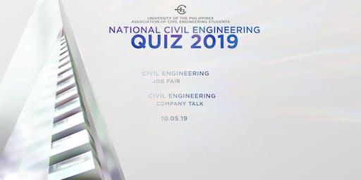 National Civil Engineering Quiz 2019