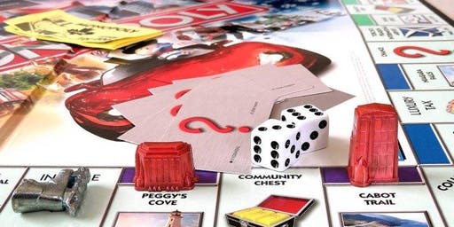 Monopoly® of DC: Live Action Board Game and Experience