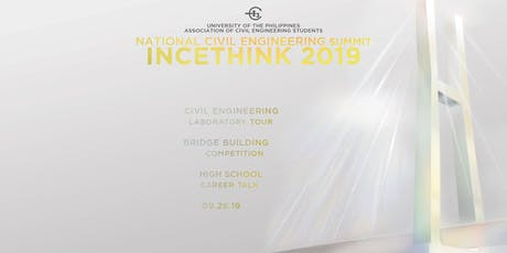InCEthink 2019 tickets