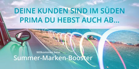 Summer Marken-Booster 2019 Tickets