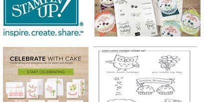 Stampin' Up and Brunch