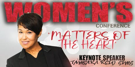 Mt. Olives Women's Ministry Conference- Dealing with Matters of the Heart tickets
