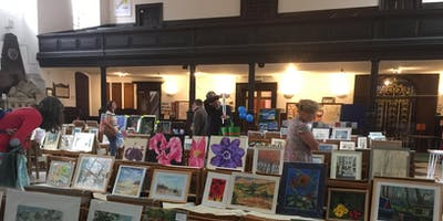 Guildford Art Society                 One Day Art and Crafts Pop-Up  Show.