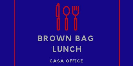 Brown Bag Lunch: Foster & Adoption Education Tuition Vouchers tickets